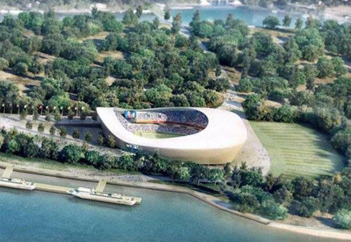 Autoridades deportivas rusas frenaron la construcción del estadio en Samara, que albergará los partidos de la Copa del Mundo Rusia 2018. (AP)