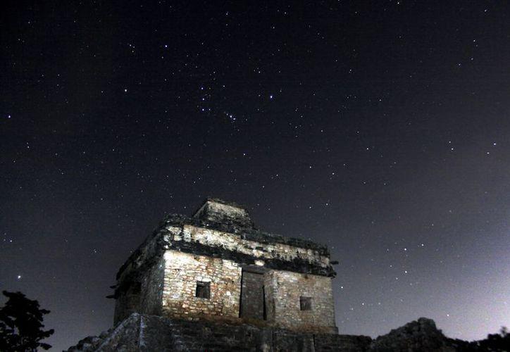 Además de expertos matemáticos, los mayas sobresalieron por su conocimiento de los astros. (Christian Ayala/SIPSE)