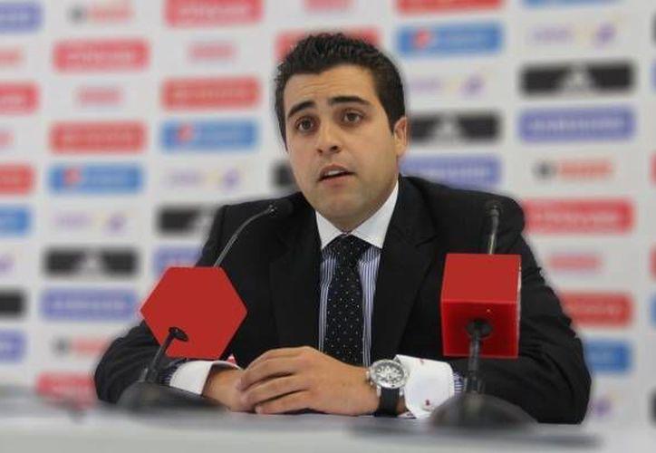Michel Leaño será el encargado de dirigir a Venados FC, luego del fracaso en el Apertura 2015 .(Sitio oficial Venados FC)