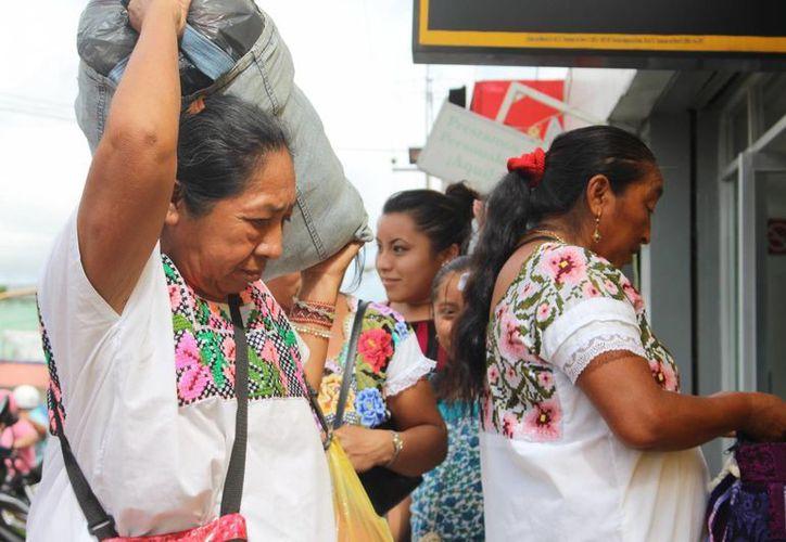 Invitarán a las mujeres mayas a realizarse el examen del cáncer de mama. (Ángel Castilla/SIPSE)