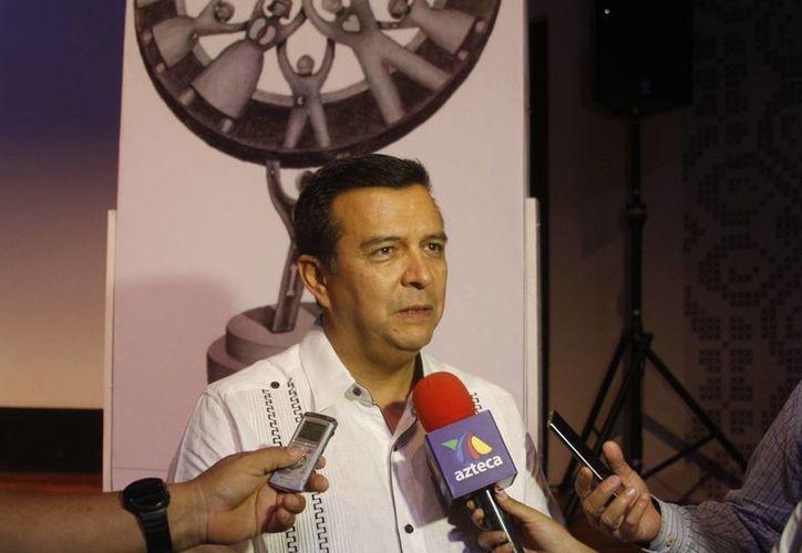 Mérida podría convertirse en sede regional de trasplantes en el Sureste Mexicano, considera José Salvador Aburto Morales, director general del Centro Nacional de Trasplantes. (César González/SIPSE)
