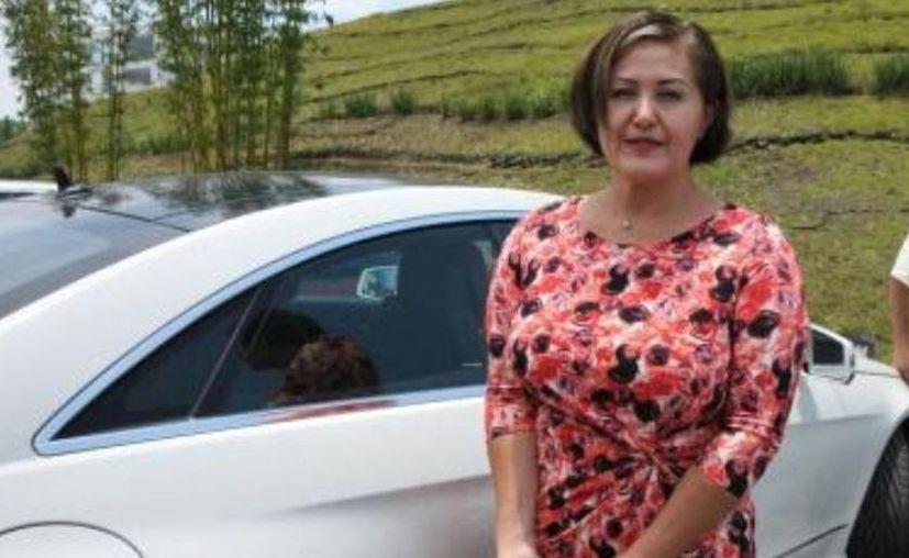 La diputada Eva Cadena podría perder el fuero, para ser investigada por recibir dinero ilícito. ( lopezdoriga.com)