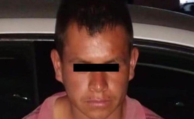 """Marciano """"N"""", presunto homicida y abusador de la niña Camila la víspera de Año Nuevo. (Foto: Internet)"""