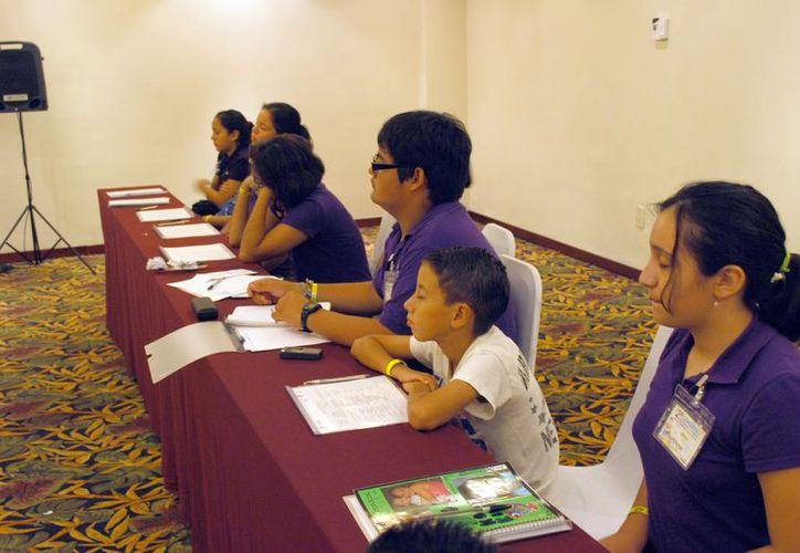 Los niños sobresalientes reciben este título por destacar en una o varias áreas del actuar humano o en alguna en específico, por encima de su grupo social o educativo. (Tomás Álvarez/SIPSE)