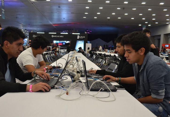 El Campus Party recibirá a 25 mil campuseros, 12 mil acamparán en en Expo Guadalajara. (Foto: Notimex)