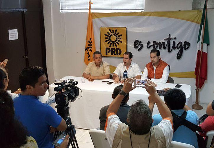 El PRD también tiene pendiente definir quién será el candidato a la presidencial municipal de Benito Juárez. (Redacción/SIPSE)