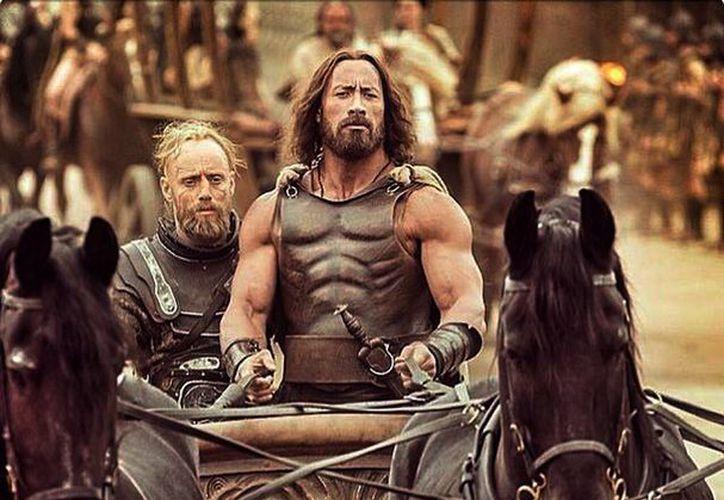 """""""Hércules"""", esteralizada por 'La Roca' llegará a los cines estadounidenses el 25 de julio próximo. (Facebook/Dwayne The Rock Johnson)"""