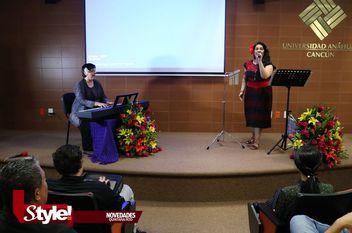 Concierto en la Universidad Anáhuac