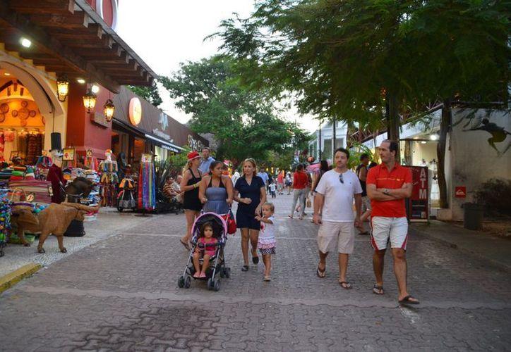 El año pasado llegaron cerca de 190 mil ibéricos en la Riviera Maya. (Yenny Gaona/SIPSE)
