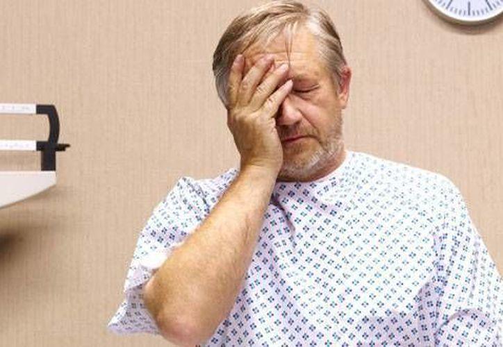 Este jueves fue presentado el Manual Salvati para la Salud de la Próstata, ya que el cáncer de ese tipo es causa de muerte de miles de hombres al año en México. (medicinapositiva.com)