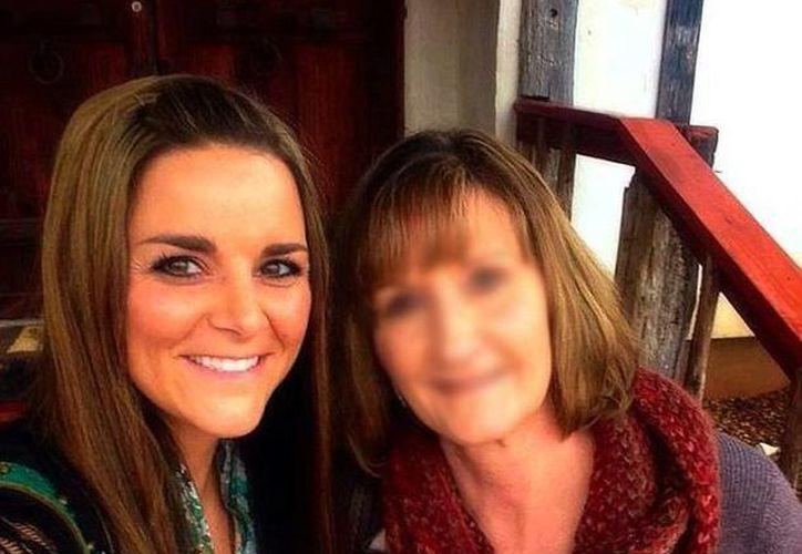La veterinaria fue identificada como Kristen Lindsey. (dailymail.co.uk)