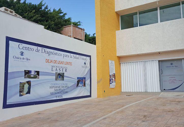 Quintana Roo se encuentra en la media nacional en ceguera visual con 4.2%. (Jesús Tijerina/SIPSE)