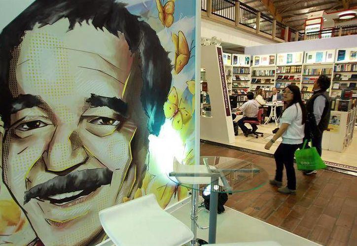 La Biblioteca Nacional de Colombia puso a disposición el sitio dedicado a Gabriel García Márquez, en ocasión de su segundo aniversario luctuoso. (EFE)
