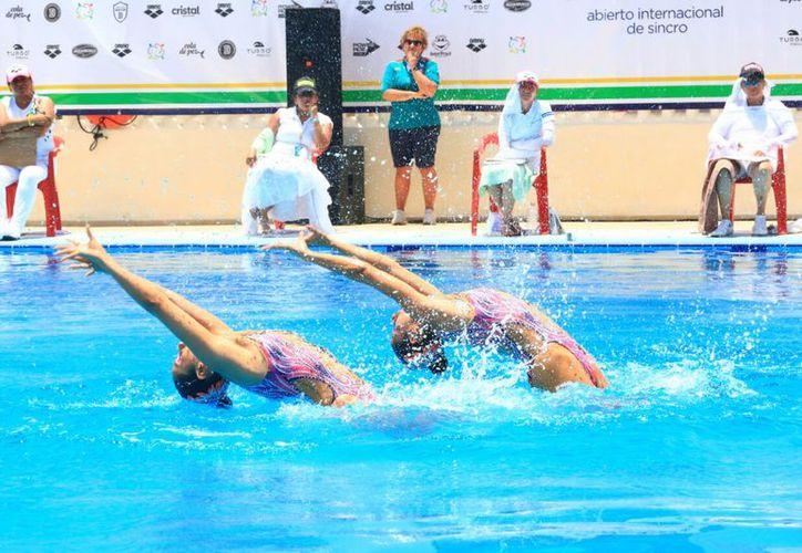 En el Abierto participarán nadadores de Estados Unidos, Colombia, Perú, Chile, Uruguay y Brasil. (Redacción)