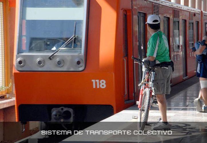 Al menos 7 estaciones de la Línea 2 del Sistema de Transporte Colectivo Metro están cerradas, a causa de un deslave. (metro.cdmx.gob.mx)