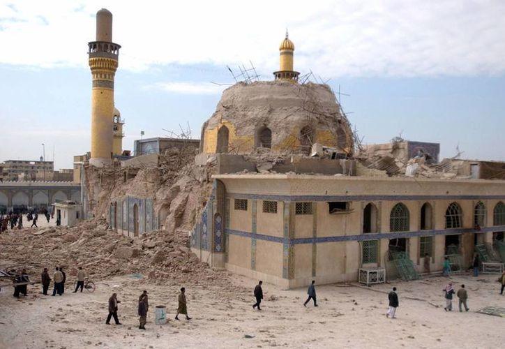 El domingo, un atentado a una mezquita chíi dejó a 18 personas muertas. (Archivo/AP)