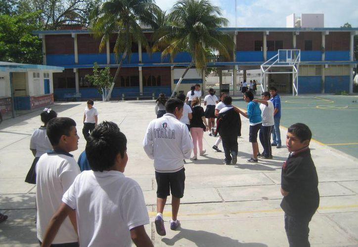El período vacacional para los alumnos finaliza el 18 de agosto. (Lanrry Parra/SIPSE)
