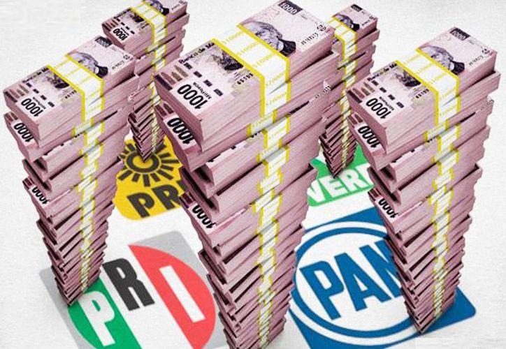 Será distribuidos entre partidos políticos, candidatos independientes y gastos electorales. (Foto: Contexto/Internet).