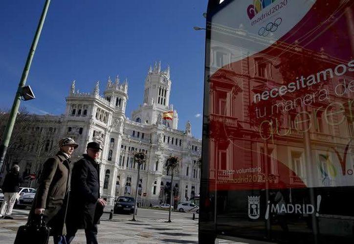 Ana Botella dijo que sólo se requiere un presupuesto de mil 500 millones de euros. (Foto: Agencias)