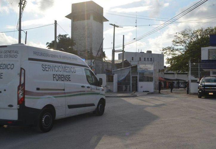 Un recluso de la cárcel de Cancún acabó con su vida ayer por la tarde. (Redacción/SIPSE)