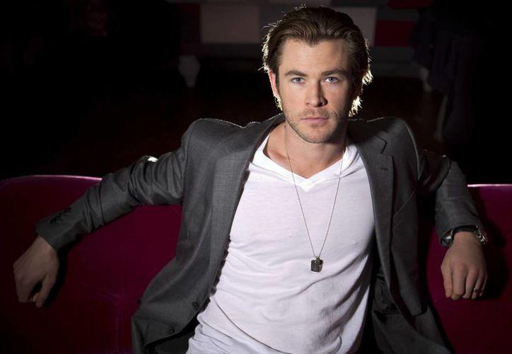A Chris Hemsworth le encantar ser parte de 'Thor' y 'Avengers'. (Agencias)