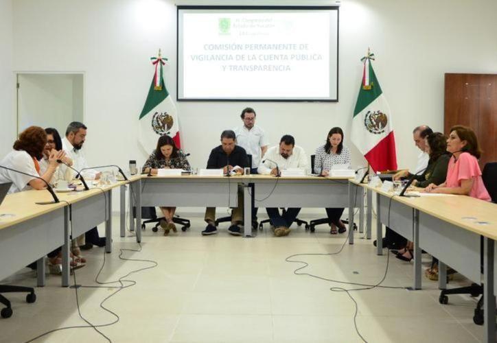 El Congreso del Estado dio a conocer este martes un oficio enviado por la ASEY en el que reporta las anomalías de los 13 ex alcaldes. (Archivo/Sipse)