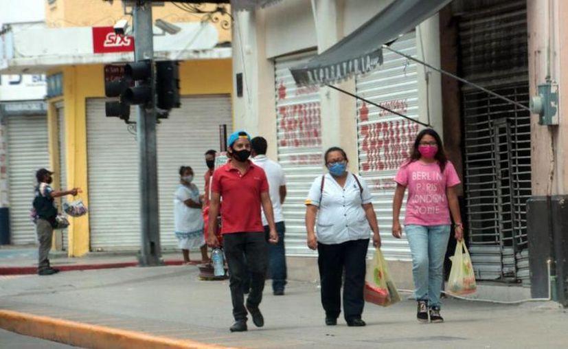El cuidado que tienen las personas para no contagiarse de Covid-19, resulta trascendental para aminorar las cifras de la enfermedad en el Estado. (Novedades Yucatán)