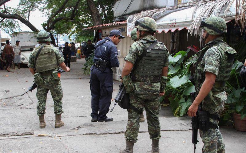Arribarán mas de mil efectivos de la Sedena a Guerrero