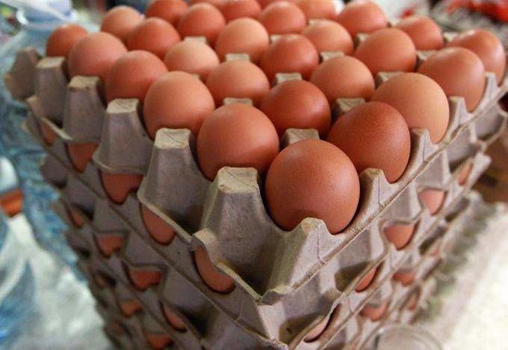 México es el sexto país productor de huevo y el primero en consumirlo fresco a escala mundial, con 22 kilos per cápita. (foto especial tomada de dineroenimagen.com)