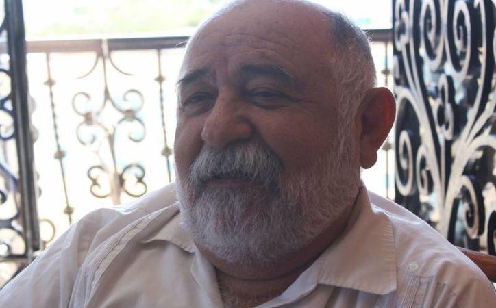 Juan Bautista Espinosa Palma indicó: por mi parte preferiría que nos fuéramos solos. (Alida Martínez/SIPSE)