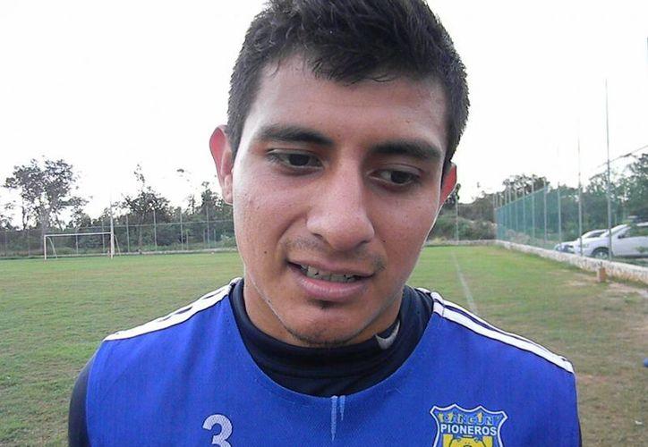 Lizandro Echeverría comentó que el equipo juega pensando partido a partido. (Ángel Mazariego/SIPSE)