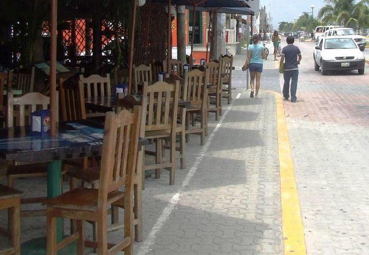 Restaurantes reportan bajas ventas desde el inicio de este mes. (Rossy López/SIPSE)