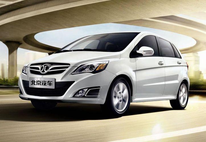 Uno de sus modelos más vendidos de BAIC, es el D20, que cuesta 195 mil 900 pesos. (Foto: Contexto/Internet)