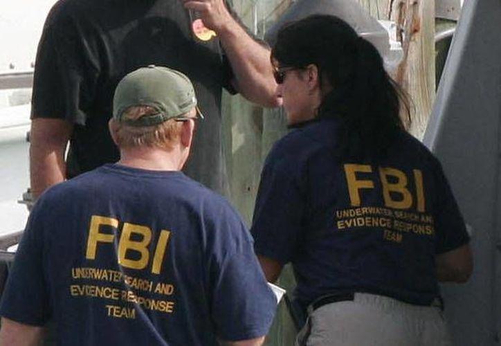 """El FBI interceptó por primera vez a Cornell hace varios meses después de que un informante les comunicara que el hombre había expresado su apoyo a la """"yihad"""". (EFE)"""