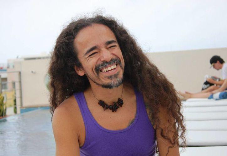 Rubén Albarrán visitó hace un año Playa del Carmen y compartió su opinión sobre la música actual, México y la Riviera Maya. (Daniel Pacheco/SIPSE)