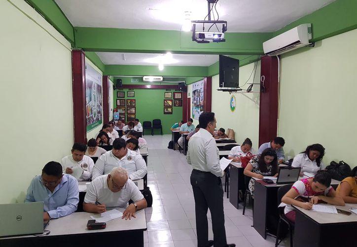 El Ipaqroo ofrece capacitación en cumplimiento del Modelo de Modernización de la Administración Pública del Estado de Quintana Roo. (Cortesía)