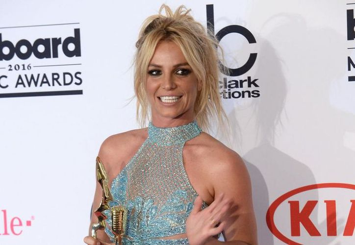 Britney Spears es la imagen de la nueva campaña de la marca Kenzo. (Foto: UPI)