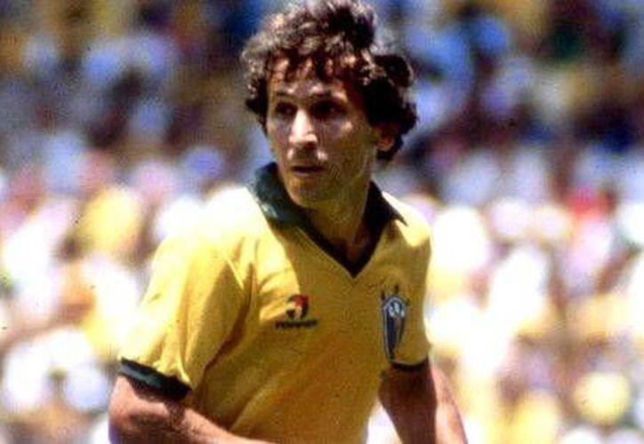 Zico es considerado uno de los jugadores mas importantes que ha tenido la selección brasileña. (futbolistadigital)