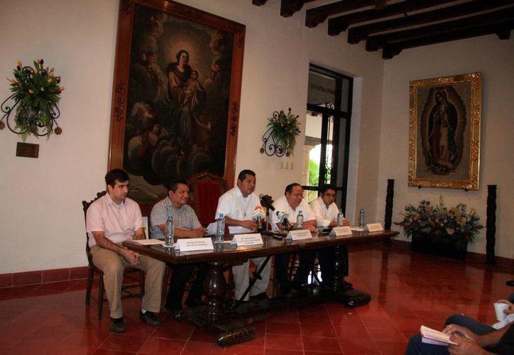 Se informó que la recaudación de la Súper Kermés 2015 se destinará al mantenimiento de los seminarios Mayor y Menor, así como para la formación de los futuros sacerdotes. (SIPSE)