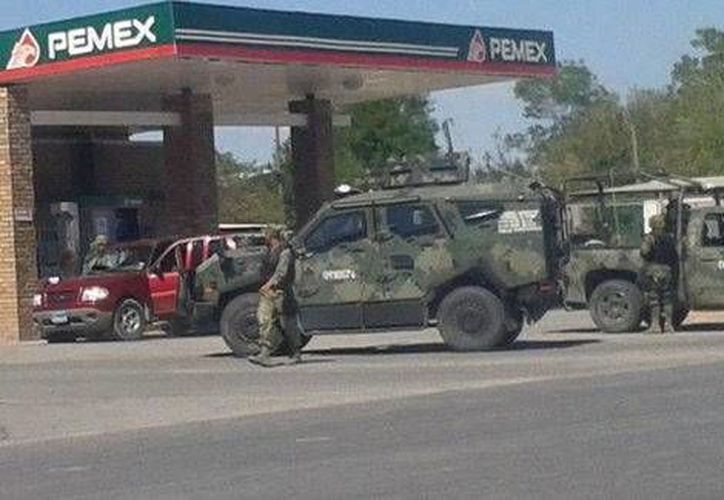Tres enfrentamientos a balazos se registraron en diversos sitios de Matamoros, Tamaulipas. (milenio.com)