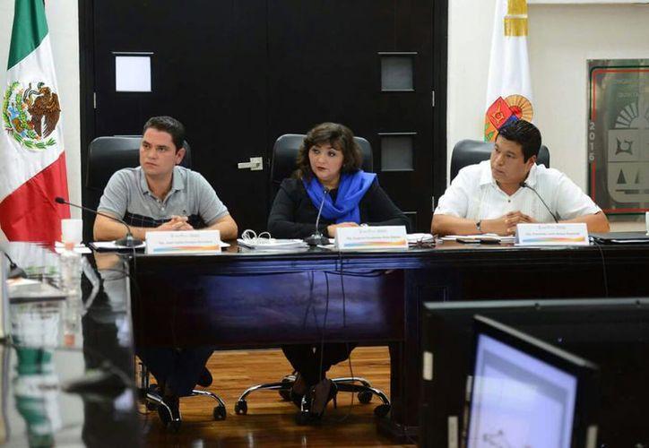 Ayer arrancó el proceso con 14 candidatos de 17, tres de ellos no subsanaron señalamientos en su documentación. (Joel Zamora/SIPSE)
