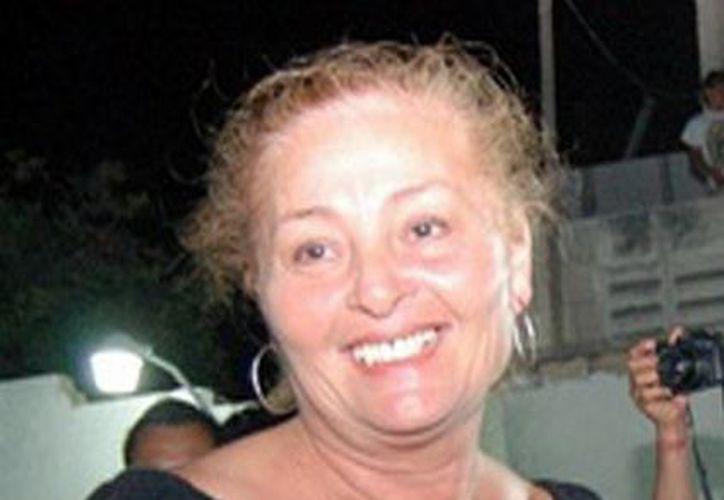 Flora Muñoz Rosado,  presidenta de la Canaco Progreso. (Manuel Pool/SIPSE)