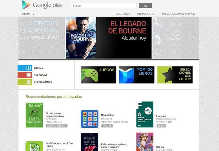 Google confirmó el lanzamiento del nuevo servicio en México, que inició este miércoles. (play.google.com)