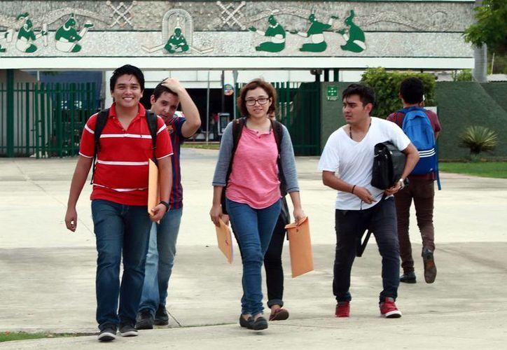 Yucatán tiene un buen porcentaje de población adolescente. (Jorge Pallota)