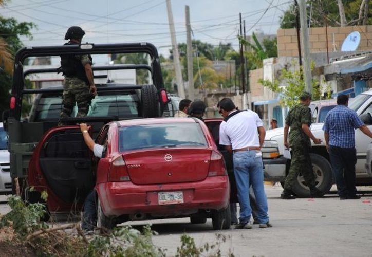 Los agraviados dieron parte a las autoridades para que investiguen los hechos registrados en el municipio de Benito Juárez. (Redacción/SIPSE)