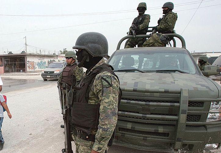El punto más crítico de los incidentes se concentró en la colonia Bugambilias, Reynosa. (Amigos de Tamaulipas).