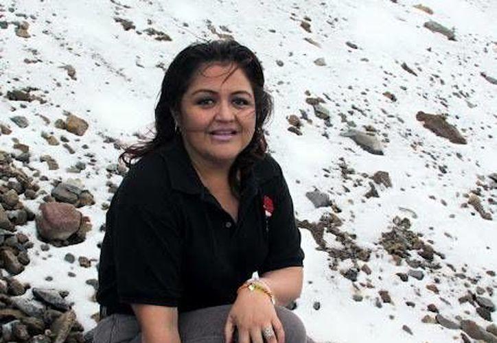 Verónica Huerta Aburto denunció este miércoles las amenazas que recibió. (plus.google.com)