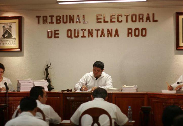 El Tribunal Electoral de Quintana Roo constituye la máxima autoridad jurisdiccional en materia de elecciones en el Estado. (Harold Alcocer /SIPSE)