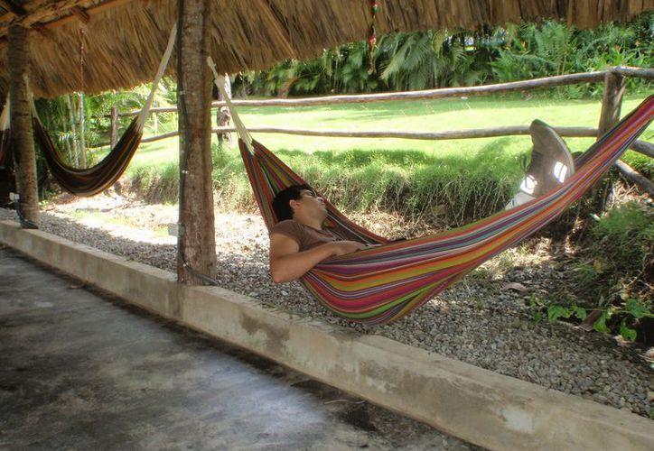 El balanceo de las hamacas permite dormir profundamente. (Foto: Contexto/ Internet)