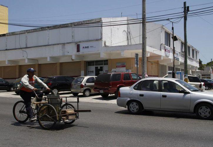 La Lista Nominal de Electores definitiva será entregada este fin de semana a las autoridades de Cancún. (Tomás Álvarez/SIPSE)
